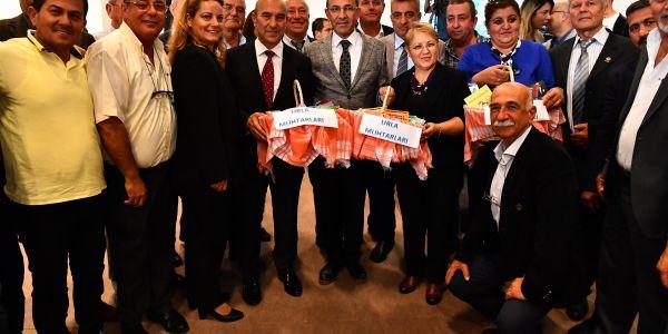İzmir'de muhtarlara ücretsiz ulaşım müjdesi