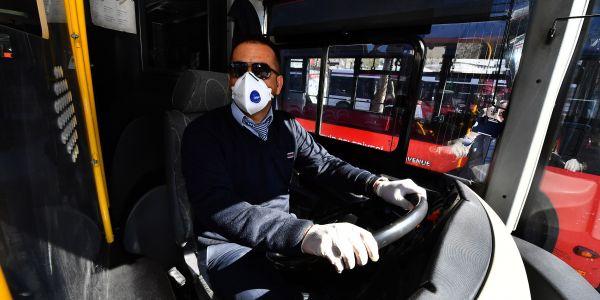 İzmir'de toplu ulaşımı kullananlar yüzde 51 azaldı
