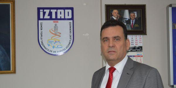 İZTAD Başkanı Özer Bür: U-ETDS bir an önce devreye alınmalı