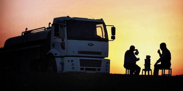 Kamyoncuların Hayatı, Ford Trucks Ulusal Fotoğraf Yarışması