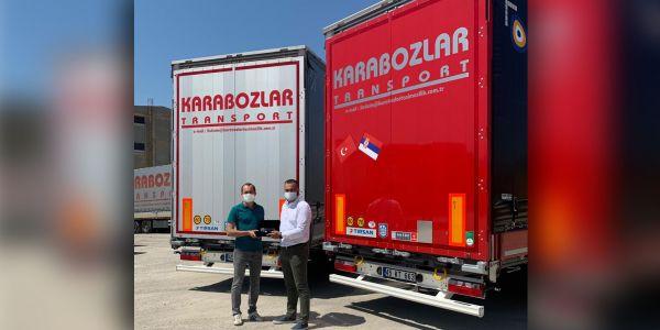 Karabozlar Transport, Tırsan İle Güçleniyor
