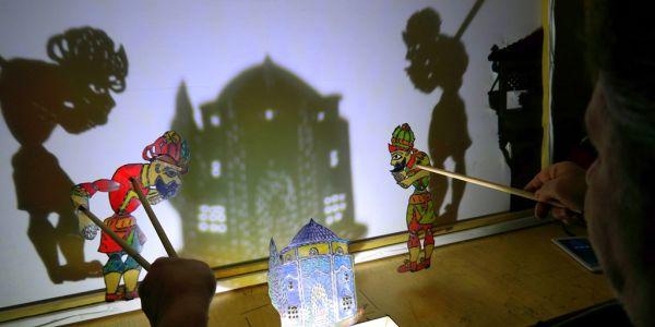 Karagöz Müzesi'ni bir haftada 3 bin çocuk ziyaret etti
