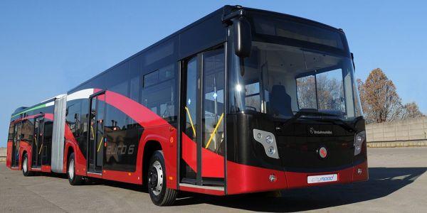 Karsan 227 adet Citymood Otobüs Roma Yollarında!