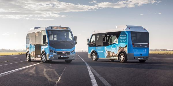 Karsan, Avrupa'ya  'Elektrikli' Minibüs İhraç Ediyor!