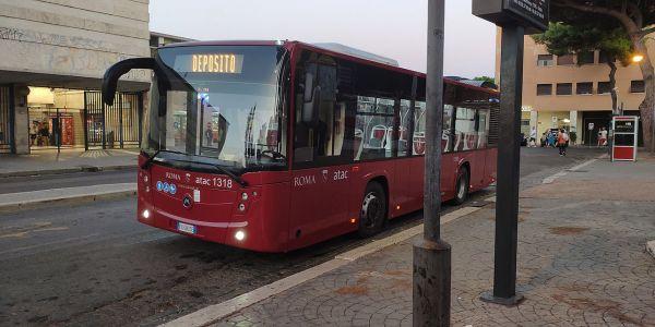 İtalya'ya ihraç Otobüsler Continental kullanıyor