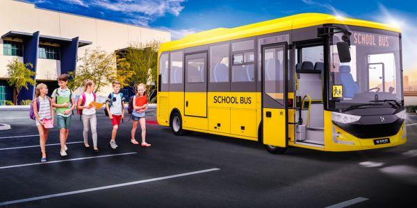 Karsan Star ve Star Okul Otobüsü Yenilendi!