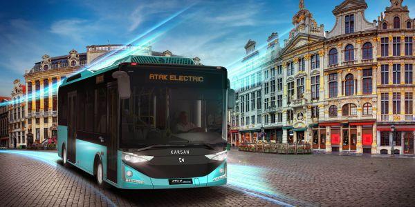 Karsan, Yeni Atak Electric Almanya'da Tanıtıldı!