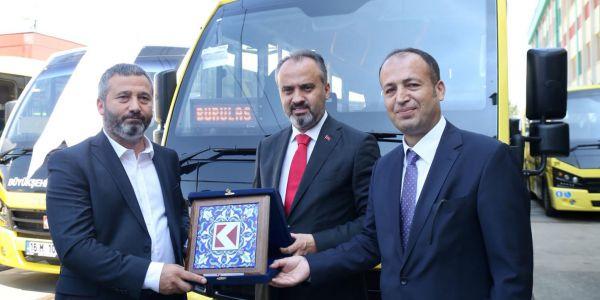 Karsan'dan Bursa'ya 75 Adet Jest!