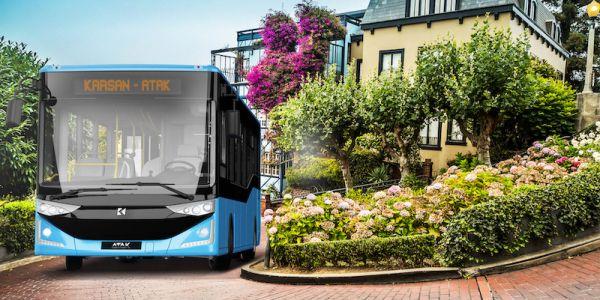 Karsan'dan Polonya'ya 7 Atak otobüs