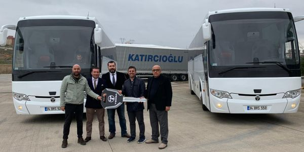 Katırcıoğlu Turizm 2 Temsa Safir aldı