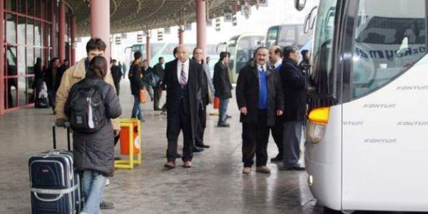 Kimlik numarasız yolcu biletine ceza