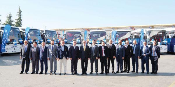 Kâmil Koç'un tercihi Mercedes Tourismo
