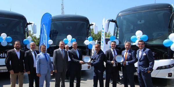 Kâmil Koç'tan 10 Milyon Liralık Otobüs Yatırımı