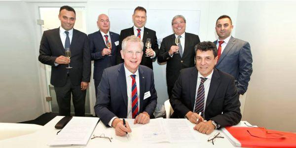 Koluman ve Schmitz Cargobull işbirliği