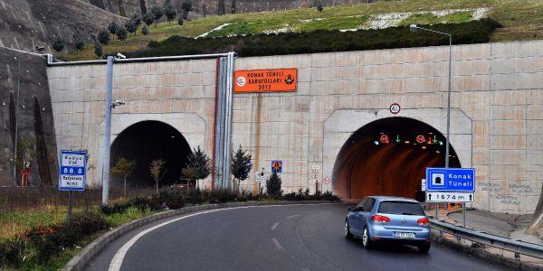 Konak Tüneli'nin sorumluluğu İzmir Büyükşehir'e geçti