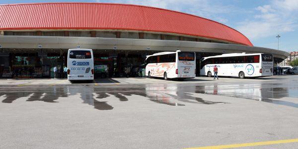 Konya'da otobüs terminallerinde hizmet süreci başladı.