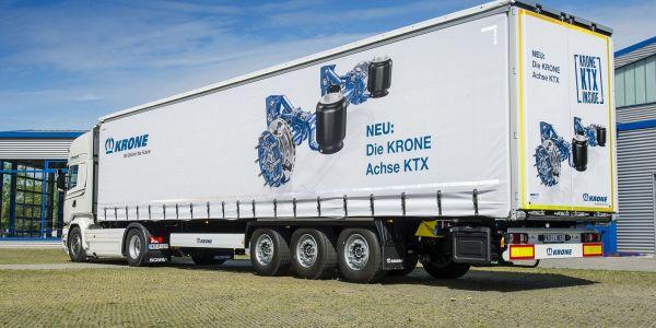 Krone IAA Fuarı yeniliklerini tanıtacak