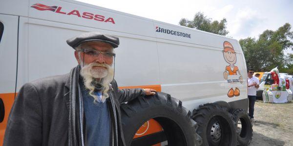 Lassa'dan çiftçilere sağlam destek