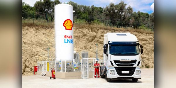 LNG'li Kamyonlar, Türkiye Karayollarında!