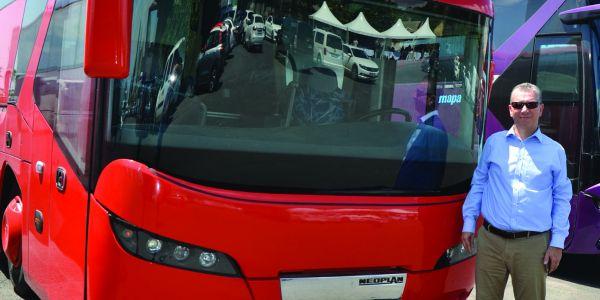 Man 6 ayda 55 otobüs sattı, %16 pay aldı