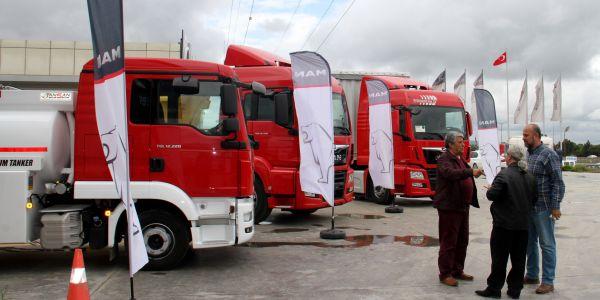 MAN Roadshow'da 205 araç sattı