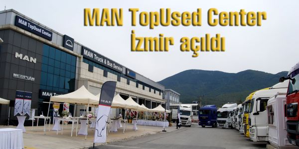"MAN Top Used ile ""2. el garanti altında"""