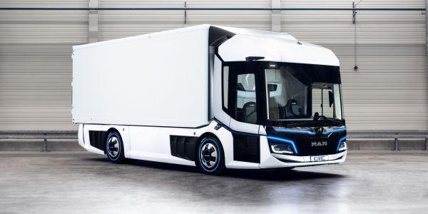 MAN'ın yeni otobüs ve kamyon tasarımı uzaylı