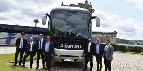 MAPAR'dan Varan'a 16 Neoplan