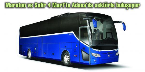 Otobüsçüler Adana'da buluşuyor