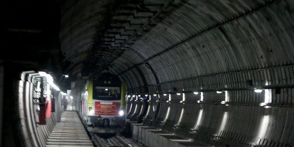 Marmaray'dan ilk yurtiçi yük treni seferi yapılacak