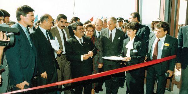 Mercedes Aksaray Kamyon Fabrikası 30. yaşını kutluyor