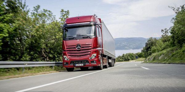 Mercedes-Benz kamyonda Haziran fırsatları