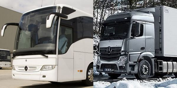 Mercedes-Benz Kamyon ve Otobüs Kampanyası