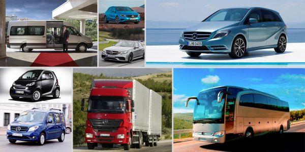 Mercedes-Benz Kasım kampanyası