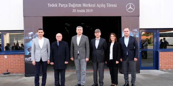 Mercedes-Benz Türk 2020'den çok umutlu