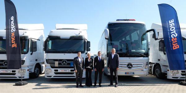 Mercedes-Benz Türk 2.El 10. yılını kutluyor!