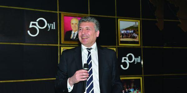 Mercedes-Benz Türk 50. yıl dönümünü bayileriyle birlikte kutladı
