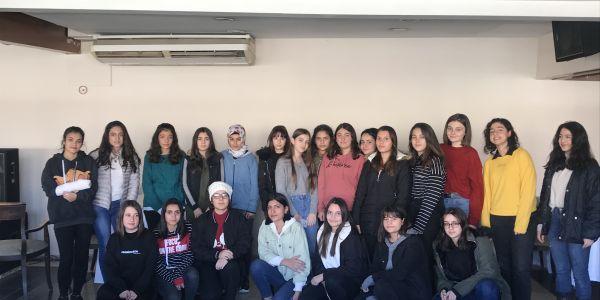 Mercedes-Benz Türk, Aydın'daki Yıldız Kızlar'la buluştu