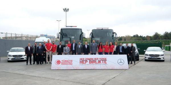 Mercedes-Benz Türk, Basketbol sponsorluğunu uzattı