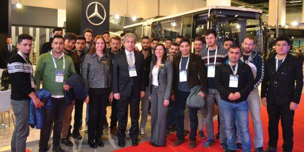 Mercedes-Benz Türk Conecto ve Intouro'yu tanıttı
