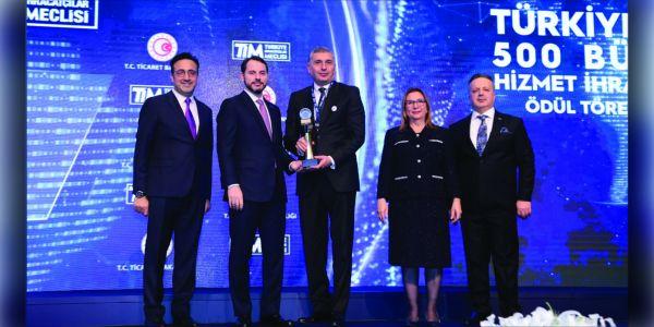 Mercedes-Benz Türk, hizmet ihracatı şampiyonu