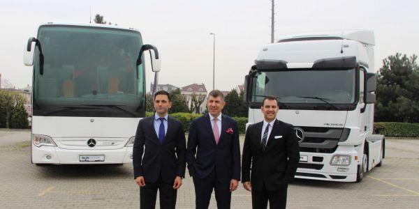 Mercedes-Benz Türk İkinci el faaliyetleri 10 yaşında