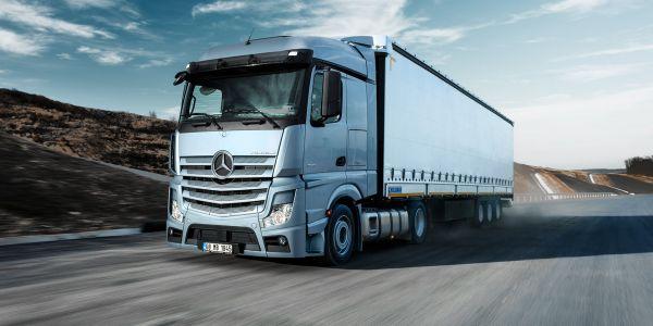 Mercedes-Benz Türk kamyonda yılın son kampanyası