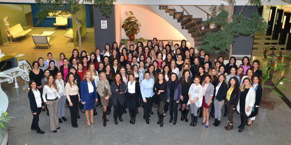 Mercedes-Benz Türk, otomotiv sektöründe kadın gücüne inanıyor
