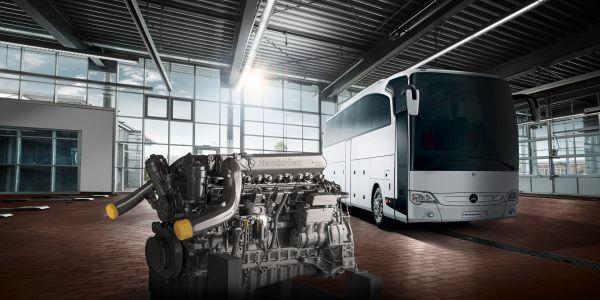Mercedes-Benz Türk, 5 günde motoru yeniliyor