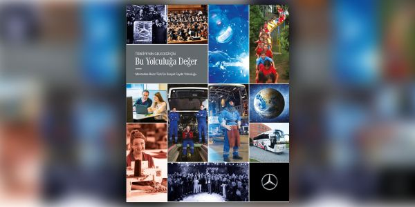 Mercedes-Benz Türk, sosyal fayda hikayesini kitaplaştırdı
