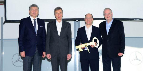 Mercedes-Benz Türk'e yeni atama