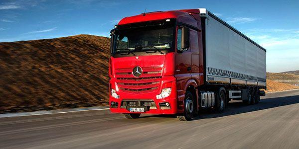 Mercedes-Benz Türk'ten kamyon kampanyası