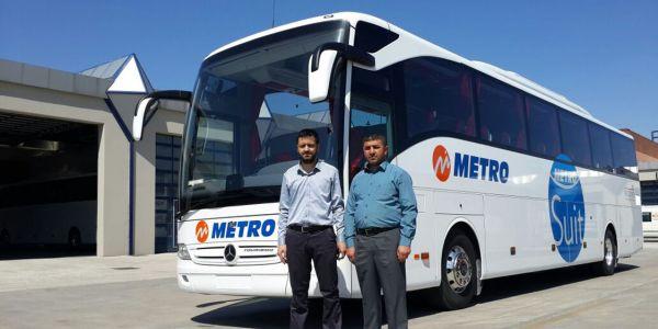 Mercedes-Benz Türk'ten Otobüs teslimatları