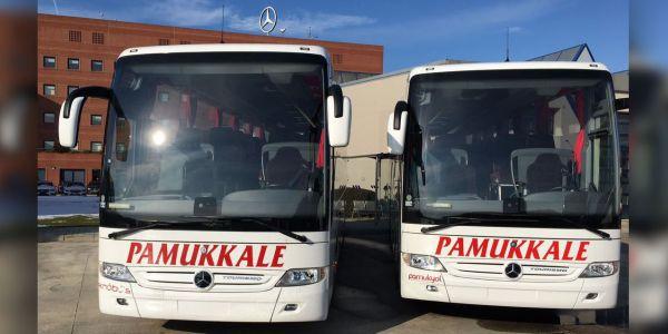 Mercedes-Benz Türk'ten yılın ilk teslimatları